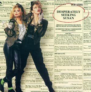 Desperately Seeking Susan / Making Mr. Right Original Soundtracks
