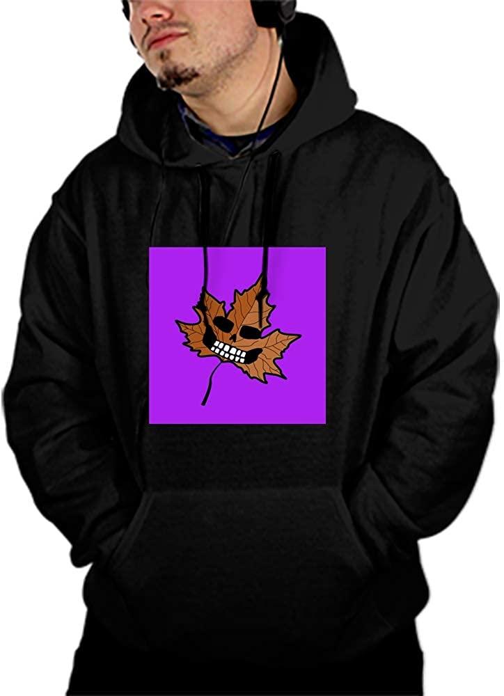 SHUIZHIQING Unisex 3D Printed Drawstring Pockets Pullover Hoodie Hooded Sweatshirt Dog Zombie