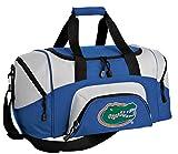 SMALL University of Florida Travel Bag Florida Gators Gym Workout Bag