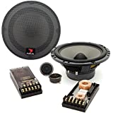 165 V20 - Focal 6.5 70W RMS Polyglass Series 2-Way Component Speakers System
