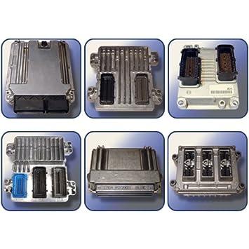 2008 Pontiac G6 ECM ECU PCM Engine Computer, Engine