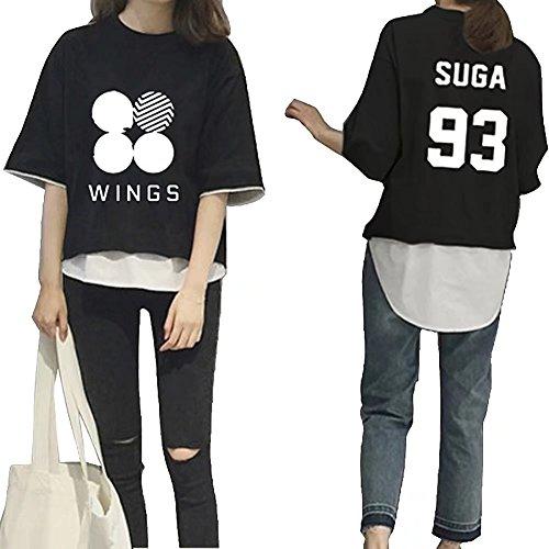 JHion Shirt Shirt BTS BTS Kpop T JHion T JHion Kpop Kpop Pvwg66Eq