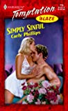 Simply Sinful, Carly Phillips, 0373258755