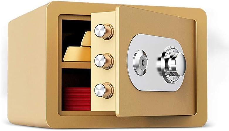 RMXMY Safe Home Small Invisible Key Home Safe en el Armario en la Pared Caja Fuerte mecánica Antigua y Antigua Mini Caja de Seguridad Invisible (Color : C): Amazon.es: Hogar