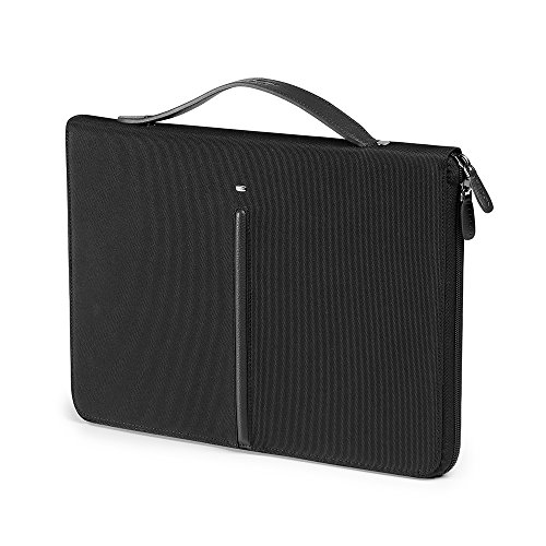 "Giorgio Fedon Leder Nylon 13 ""MacBook Laptop Business-Tasche"