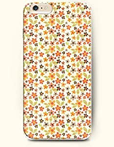 SevenArc Apple iPhone 6 Case 4.7 Inches - Little Flower and Leaves by icecream design