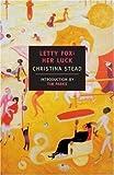 Letty Fox, Christina Stead, 0940322706