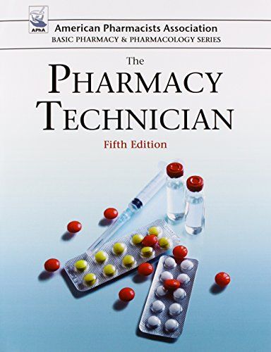Pharmacy Technician + Pharmacy Technician Workbook and Certification Review Pkg