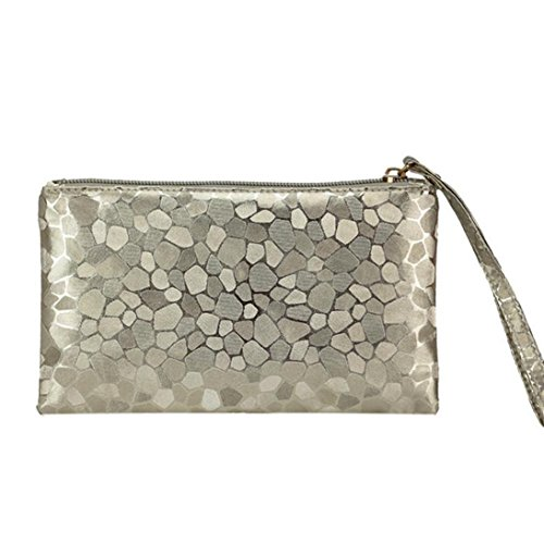 Lively Texture Wallet Paymenow Key Khaki Zero Bags Women Change Clutch Fashion Coins Purse Phone Zipper Stone Cwq4t
