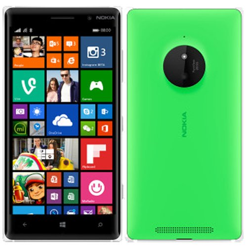 "Nokia LUMIA 830 GREEN 16GB 5"" INCHES FACTORY UNLOCKED LTE..."