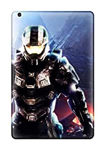 Ideal TubandaGeoreb Cases Covers For Ipad Mini(halo Picture Chief Master), Protective Stylish Cases