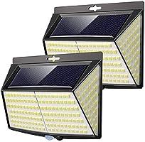 Lampe Solaire Extérieur,Vighep 228 LED