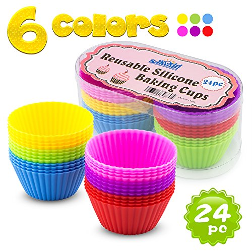 reusable cupcake liners - 7