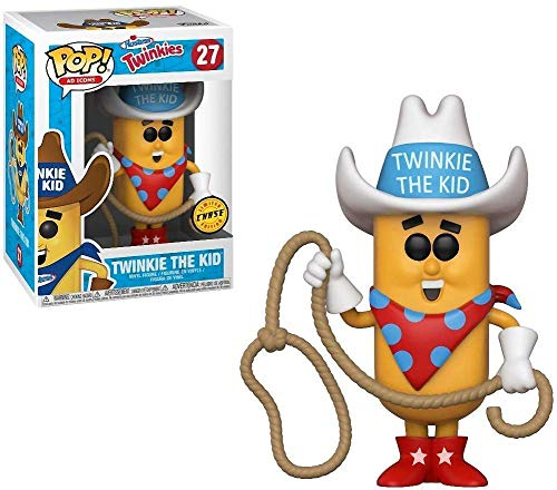 Twinkie The Kid Limited Edition Chase Vinyl Figure Ad Icons: Hostess Includes Pop Box Protector Case Funko Pop