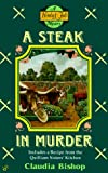 img - for Steak in Murder (Hemlock Falls Mystery) book / textbook / text book
