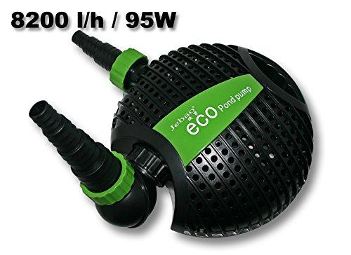 Jebao-ATP-8500-Eco-Teichpumpe-8200lh-95W