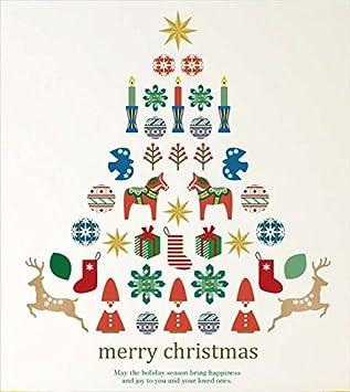 Amazon 送料無料 ウォールステッカークリスマスマジック和風