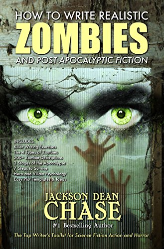 Write Realistic Zombies Post Apocalyptic Fiction ebook product image