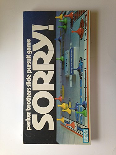 sorry board game parker brothers - 6