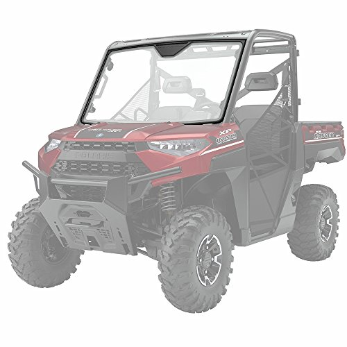 Polaris New OEM Ranger XP Lock & Ride Pro Fit Glass Windshield, 2882191