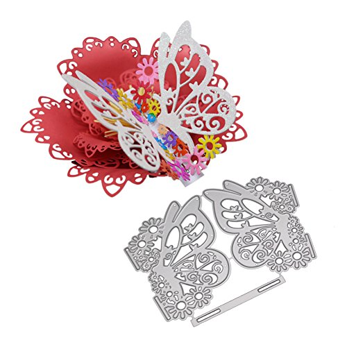 Flower Heart Metal Cutting Dies DIY Album Paper Card
