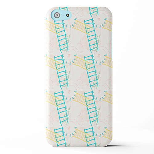Koveru Back Cover Case for Apple iPhone 5C - Space Blossom