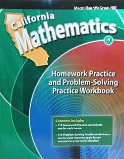California algebra 1 concepts skills and problem solving