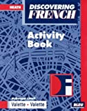Discovering French, Jean-Paul Valette and Rebecca M. Valette, 0669434787