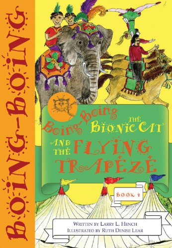 Boing-Boing the Bionic Cat and the Flying (Boing Cat)