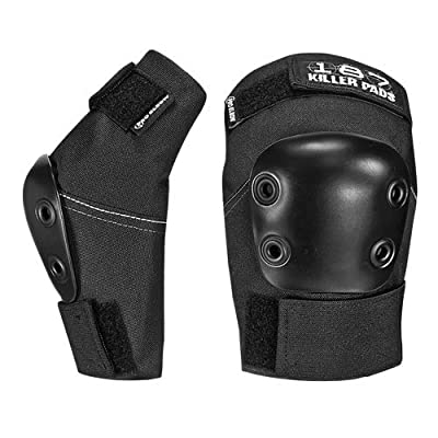 187 Killer Pads Pro Elbow Pads : Sports & Outdoors