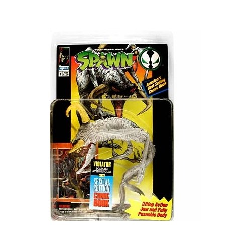 Spawn Series 1 Violator Action Figure by McFarlane Toys by Unknown
