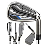 TaylorMade Men's SpeedBlade Golf Complete Set, Right Hand, Graphite, Regular, 6-PW