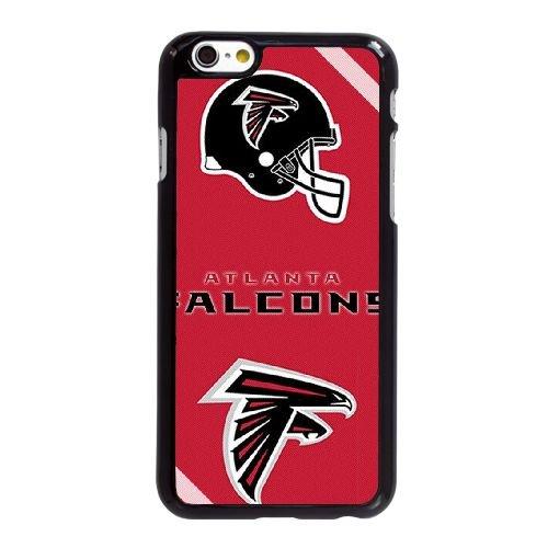 Atlanta Falcons Logo de l'équipe MH94JI4 coque iPhone 6 6S plus de 5,5 pouces de mobile cas coque X7SA0W1CB