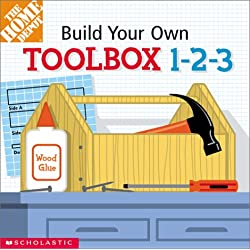 Build-You-Own Toolbox 1-2-3 (Home Depot Build-Your-Own 1-2-3)