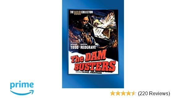 Amazon com: The Dam Busters: Michael Anderson, Richard Todd
