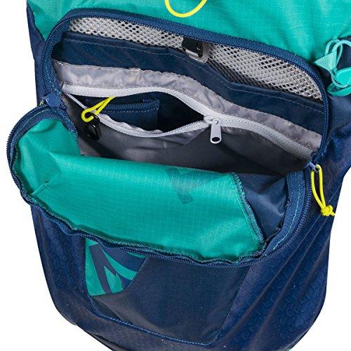 Millet Unisex-Erwachsene Intense 15 Rucksack, Blau (Electric Blue/Poseidon), 15x24x45 centimeters