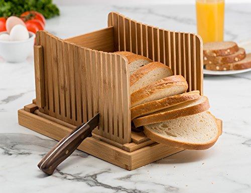 Buy bread slicer for homemade bread