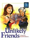 Unlikely Friends, Monica Hall, 0849958016