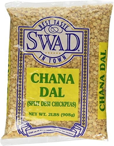 Swad Chana Dal 2 Lb., Indian Groceries