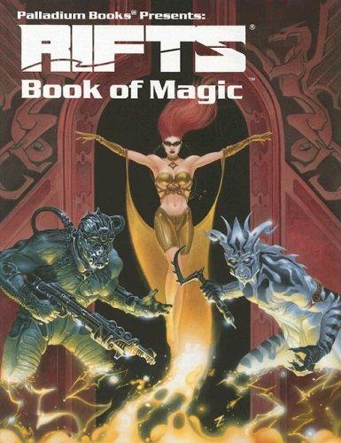 Rifts: Book of Magic (Rifts Rpg Ser)