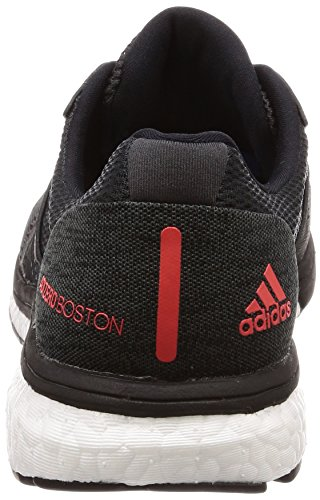 Running Red res 7 Grigio Adidas M Adizero Black Core Hi Uomo carbon Boston Scarpe q1OX71