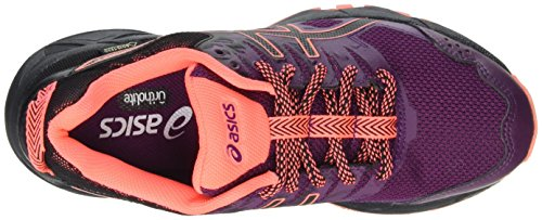 G 3 Trail Purple Femme Violet De black Chaussures flash dark Coral Asics sonoma Gel tx EtP0wq