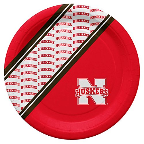 Nebraska Cornhuskers Disposable Paper - Mall Nebraska Outlet