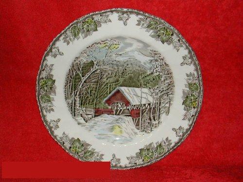 Johnson Bros. Friendly Village Buffet Plate(s) #268