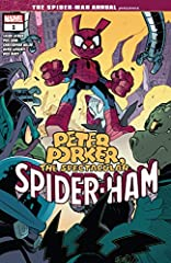 FEATURING SPIDER-HAM! When Spider-Gwen's dimension-hopping web-watch falls into the wrong hands, it's up to everyone's favorite wisecracking web-slinger, the wily waddler known as SPIDER-HAM, to save the day! From the same creative minds that...