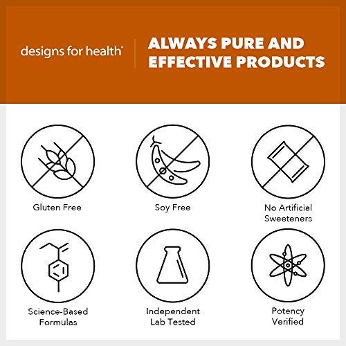 Designs for Health Keto-Friendly NRG Meal Bar - 6 Net Carbs + 20 Grams of Protein, Energy Support + High Protein with Allulose (12 Bars) by designs for health (Image #3)