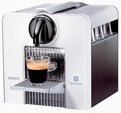 Nespresso Le Cube XN5000 Krups - Cafetera monodosis (19 bares ...