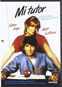 Mi Tutor [DVD]