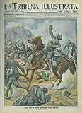 L'eroica morte del colonnello Madalena alla battaglia di Ettangi.