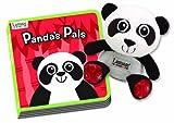 Lamaze Board Book Gift Set, Panda's Pals, Baby & Kids Zone